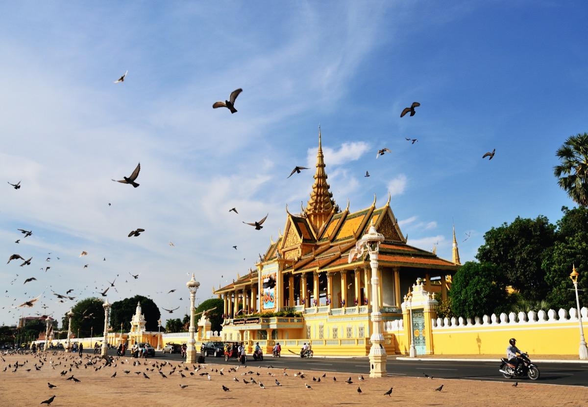 światynia phnom penh