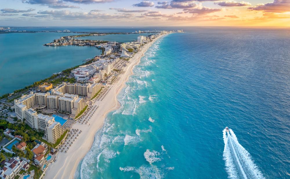 Panorama Cancun