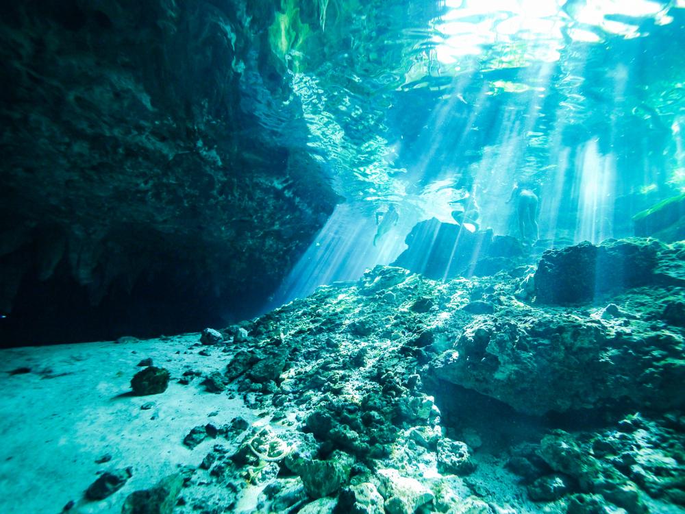 Morska jaskinia