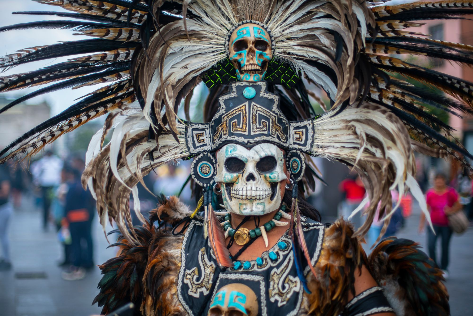 Maska w Meksyku