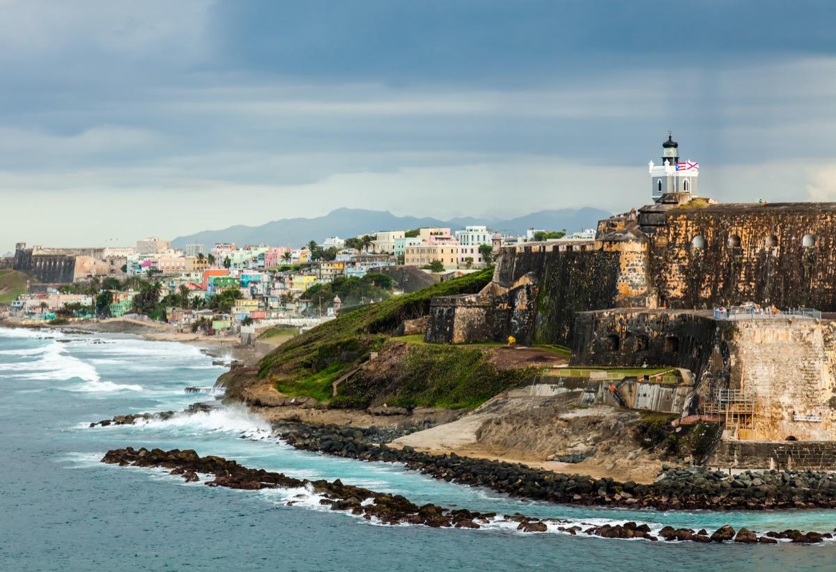 portoryko wybrzeze