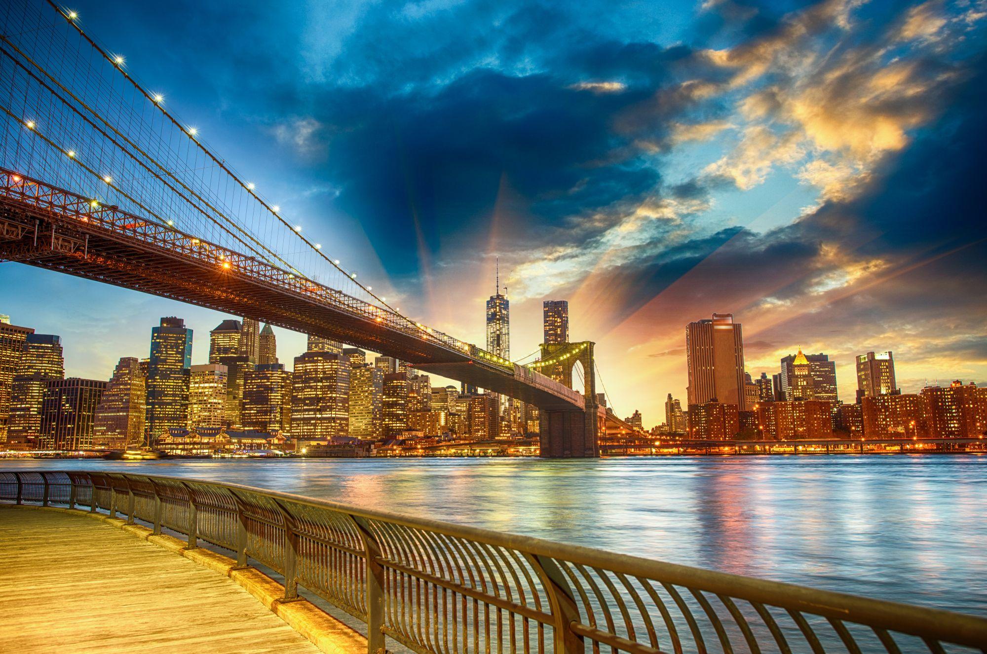 Most w Nowym Jorku