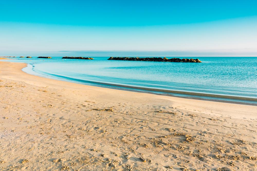 plaża w Montesilvano