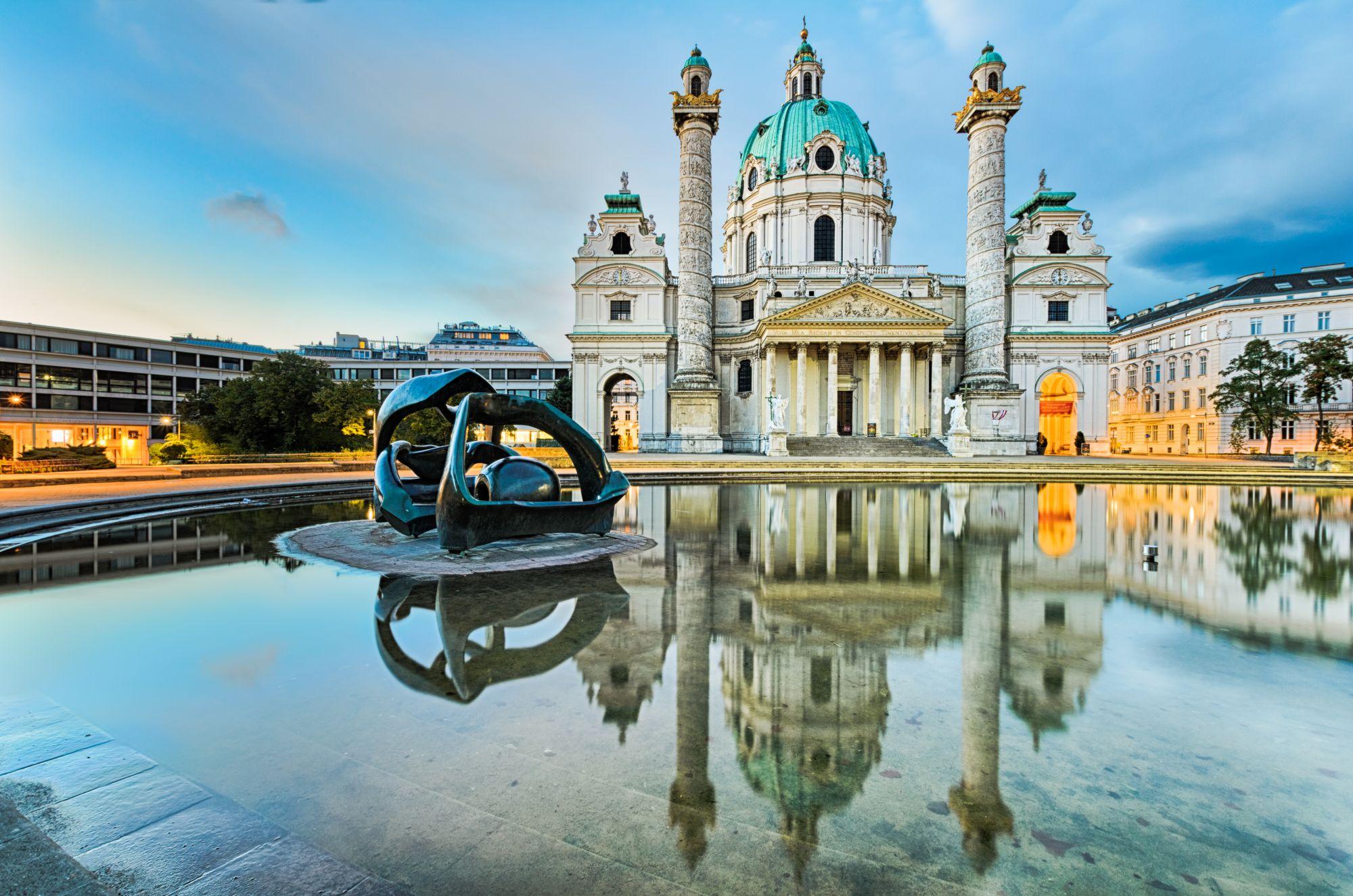Kościół w Wiedniu