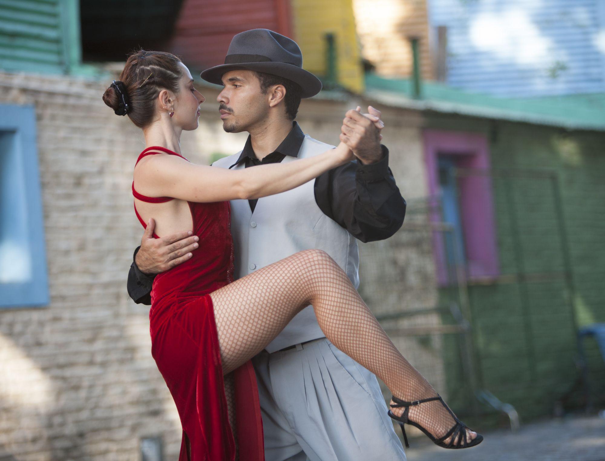 Tango w Buenos