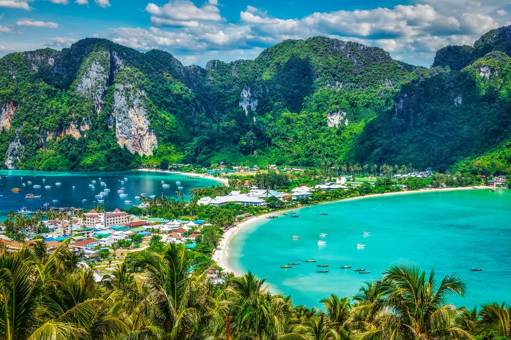Zatoka na Phi Phi