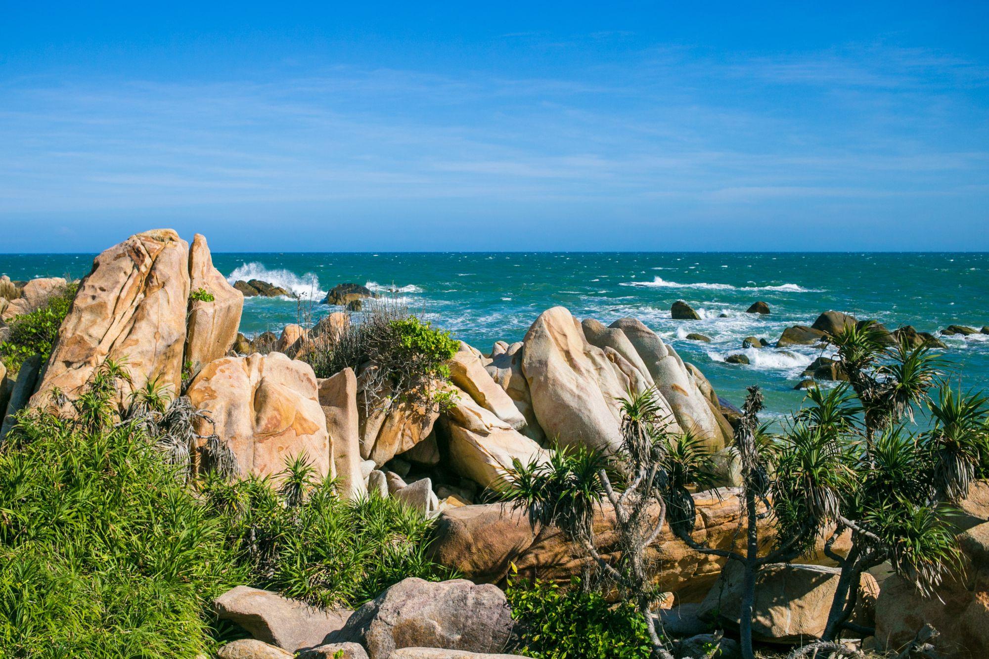 Morze w Wietnamie