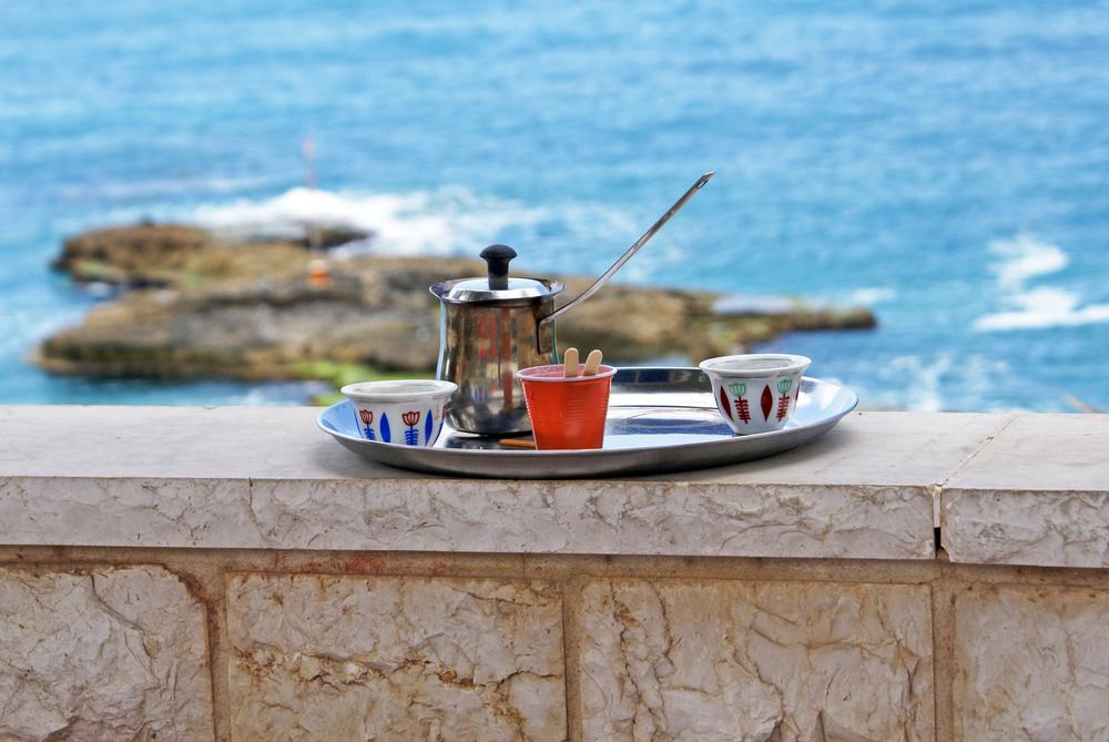 Herbata nad morzem