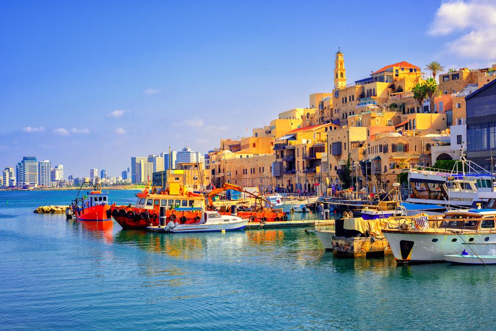 Port w Jaffie