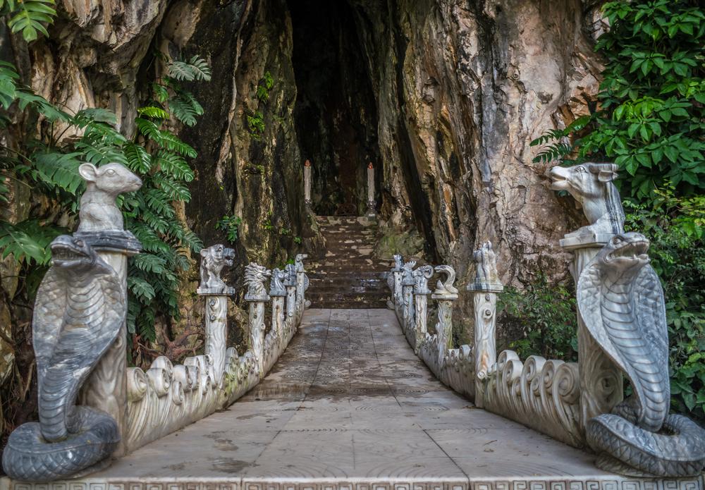 Wejście do świątyni