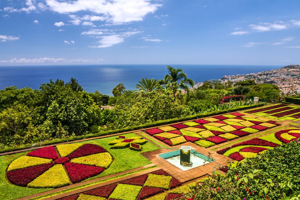 Ogrody na Maderze