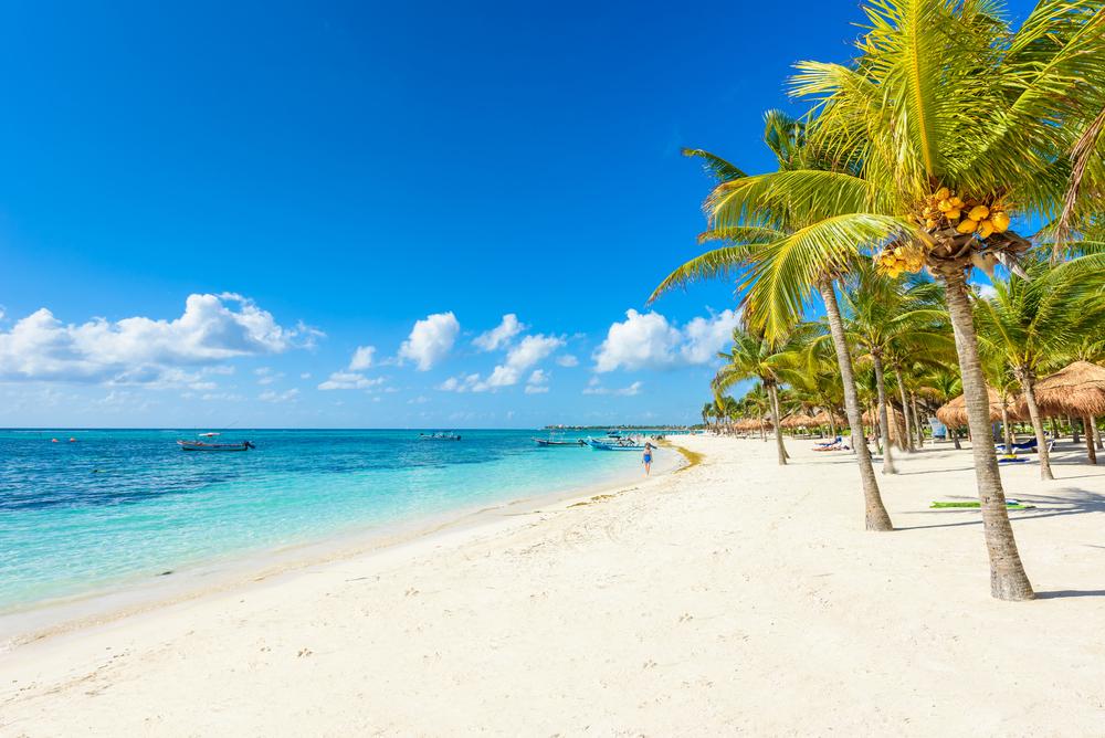 Plaża w Meksyku