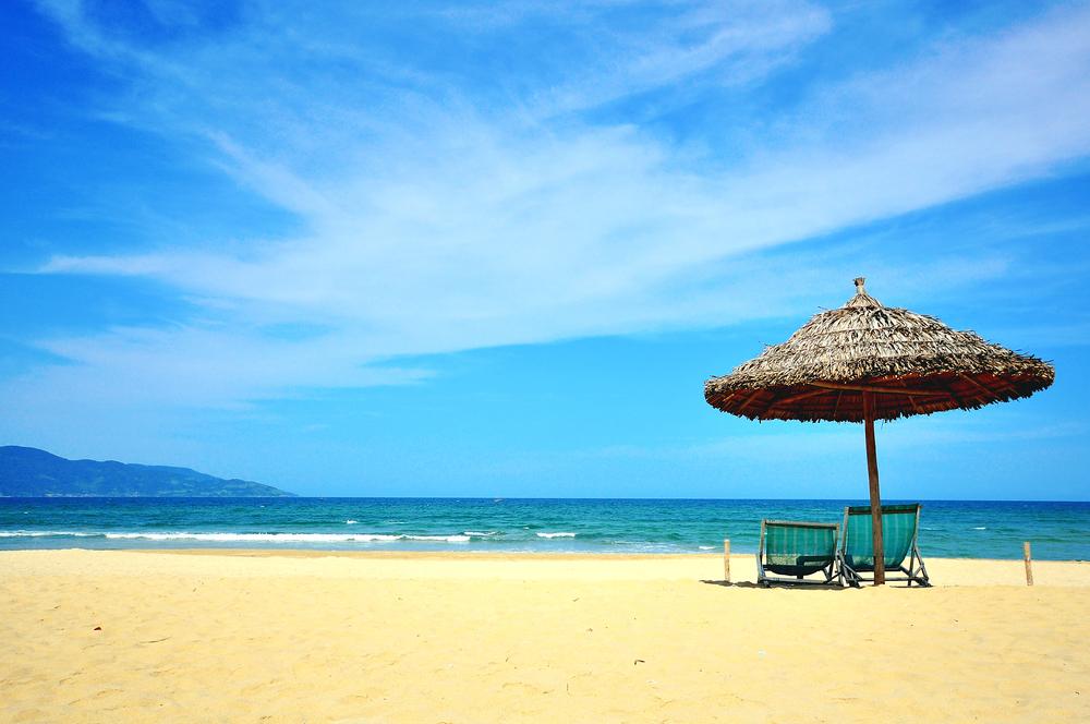 Plaża w Da Nang