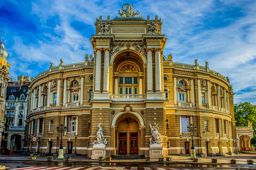 Budynek opery
