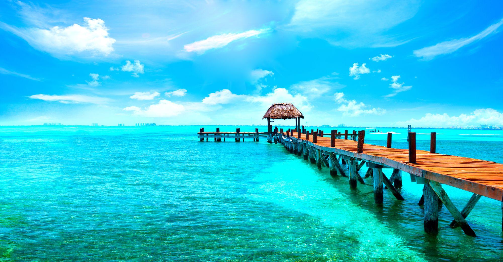 Pomost nad morzem