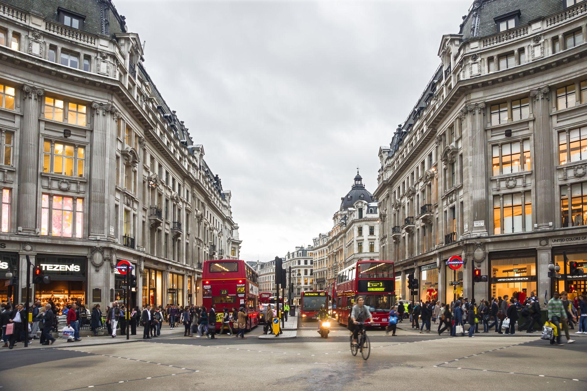 Ulica w Londynie
