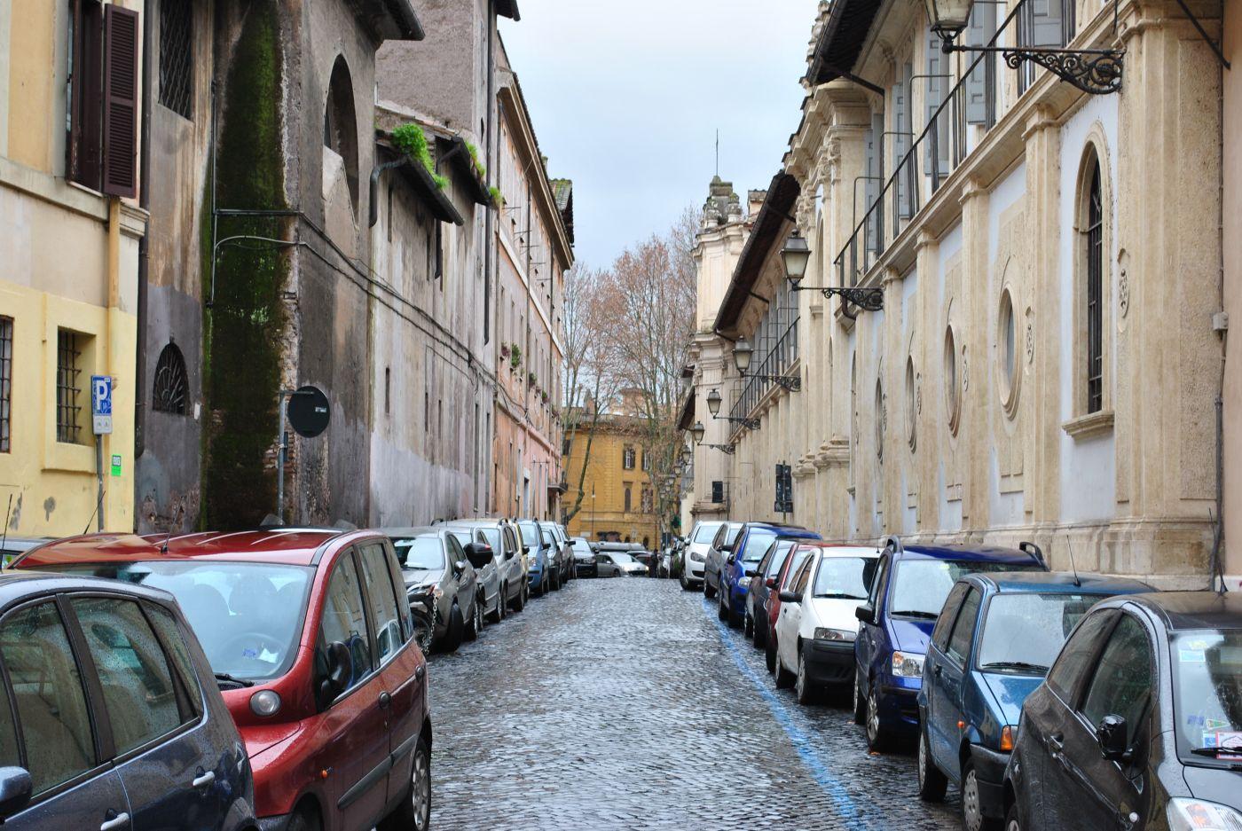 Parking Włochy