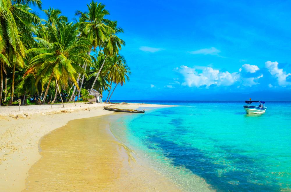 wyspa San Blas