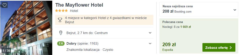 Hotel w Libanie