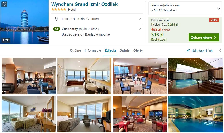 Hotel w Izmirze