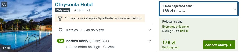 Hotel na Kos