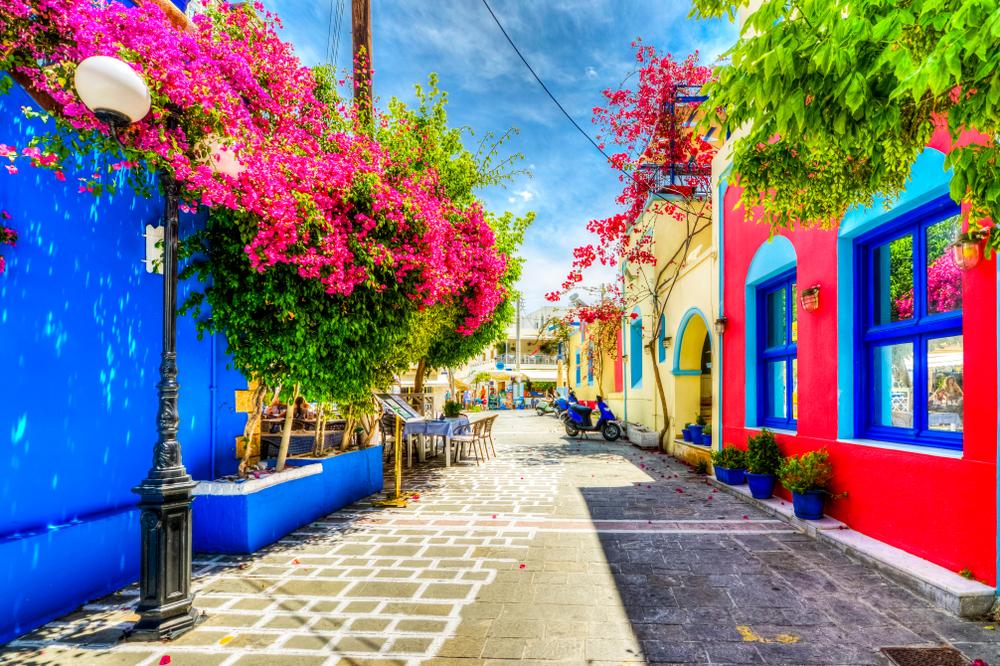 Kolorowa ulica