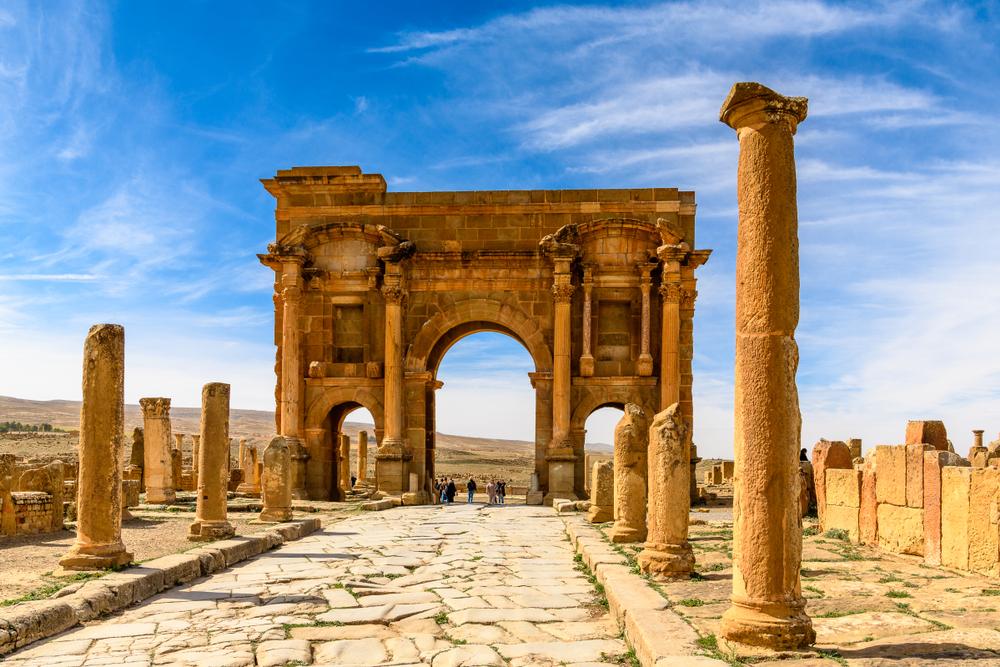 rzymskie ruiny
