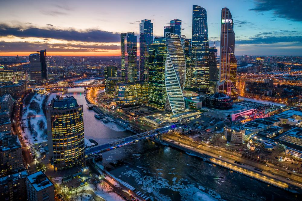 Moskwa biznesowo