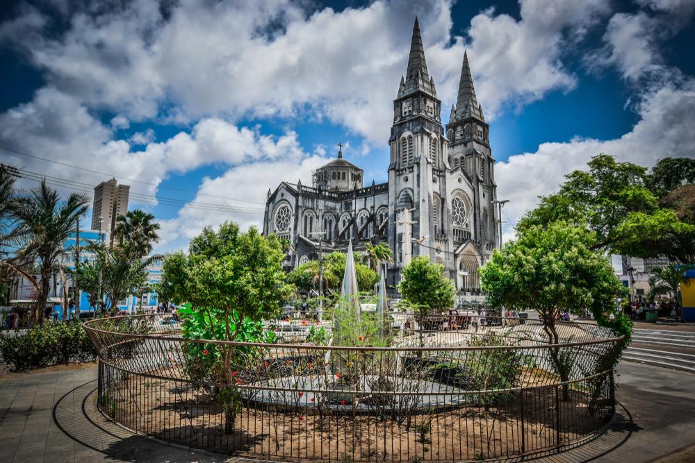 Kościół w Brazylii