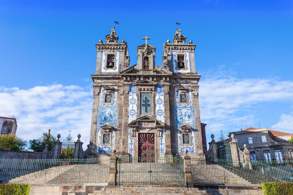 Niebieski kościół