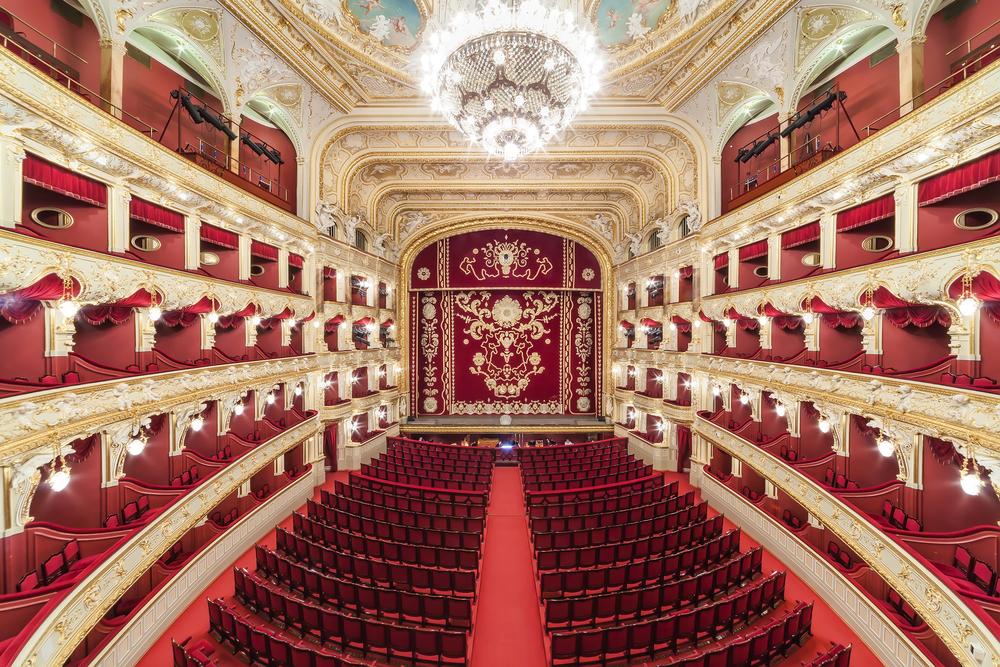 Wnętrze opery