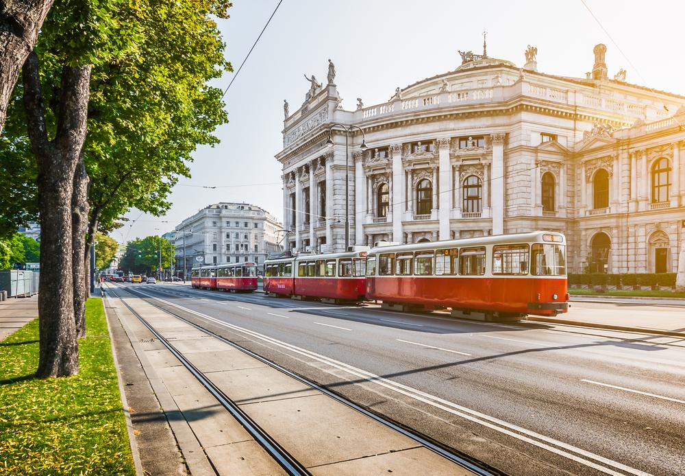 Tramwaj w Wiedniu