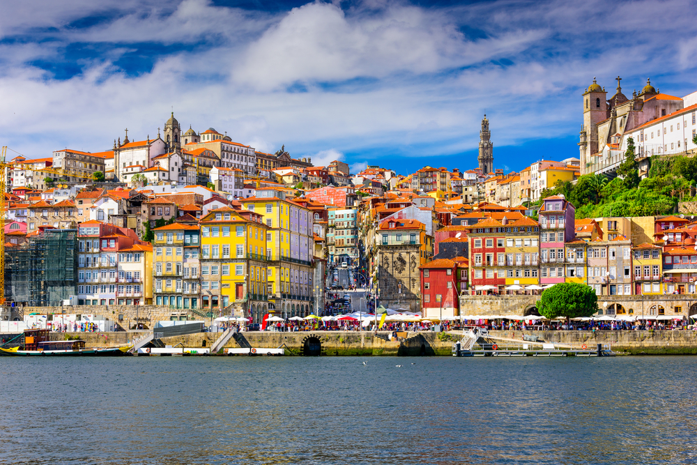 Domy w Porto