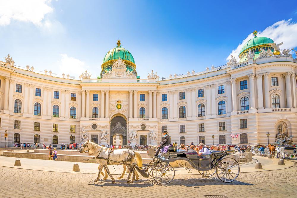 Dorożki w Wiedniu