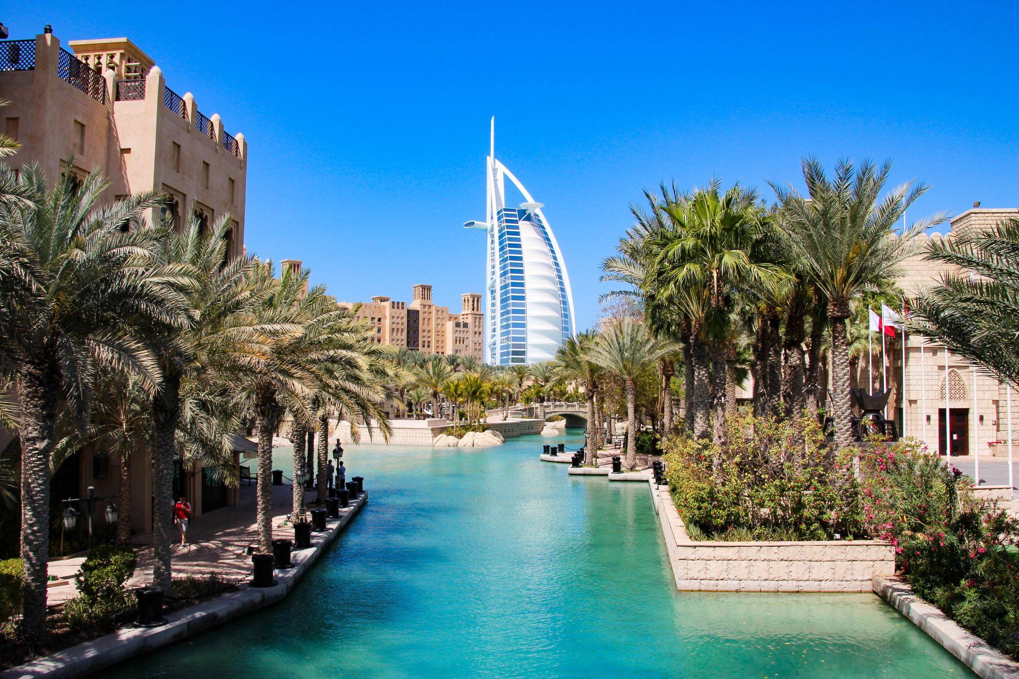 Wieżowiec w Dubaju