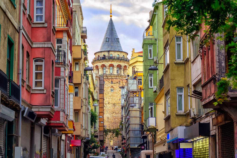 Wieża Galata