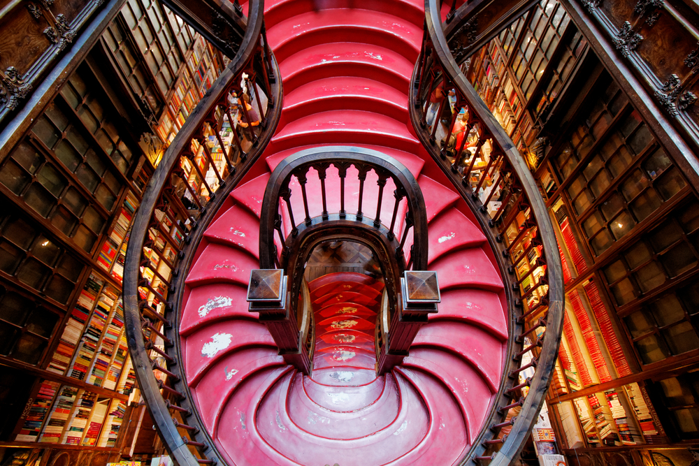 Księgarnia w Porto