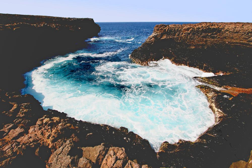 Ocean i skały