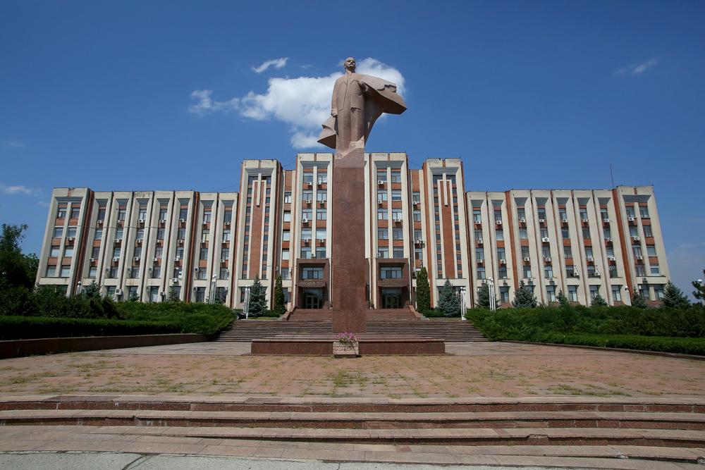 Pomnik w Naddniestrzu