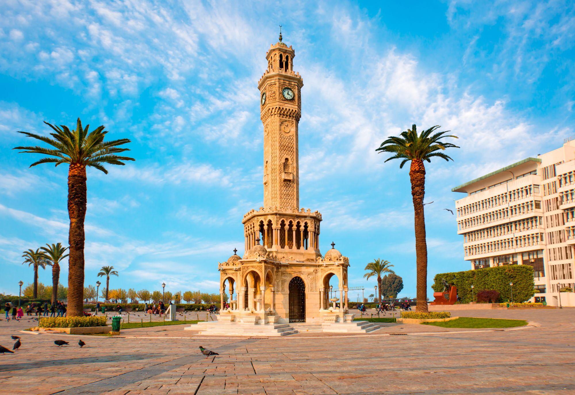Wieża w Izmirze