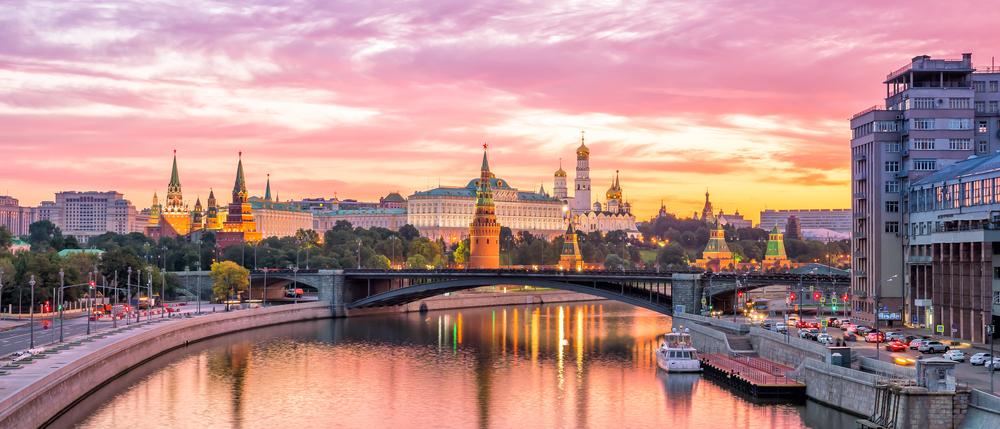 Moskwa nad rzeką