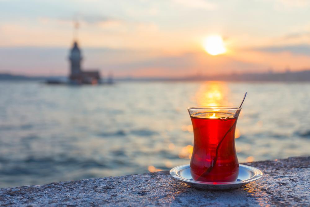 Herbata w Stambule