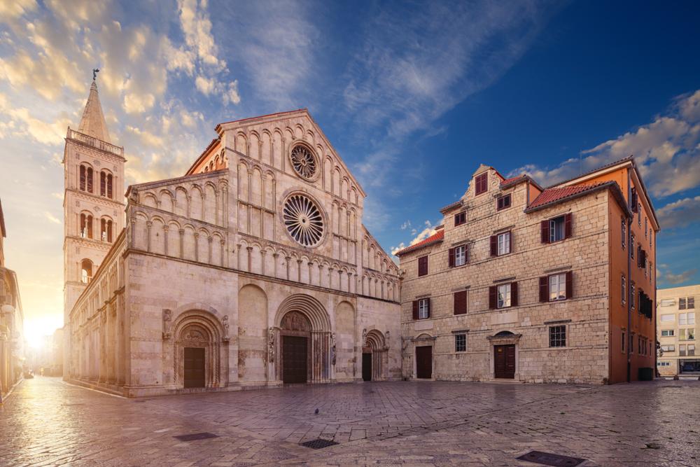 Katedra w Zadarze