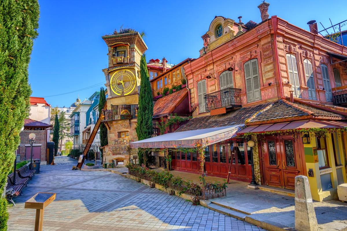 tbilisi stare miasto
