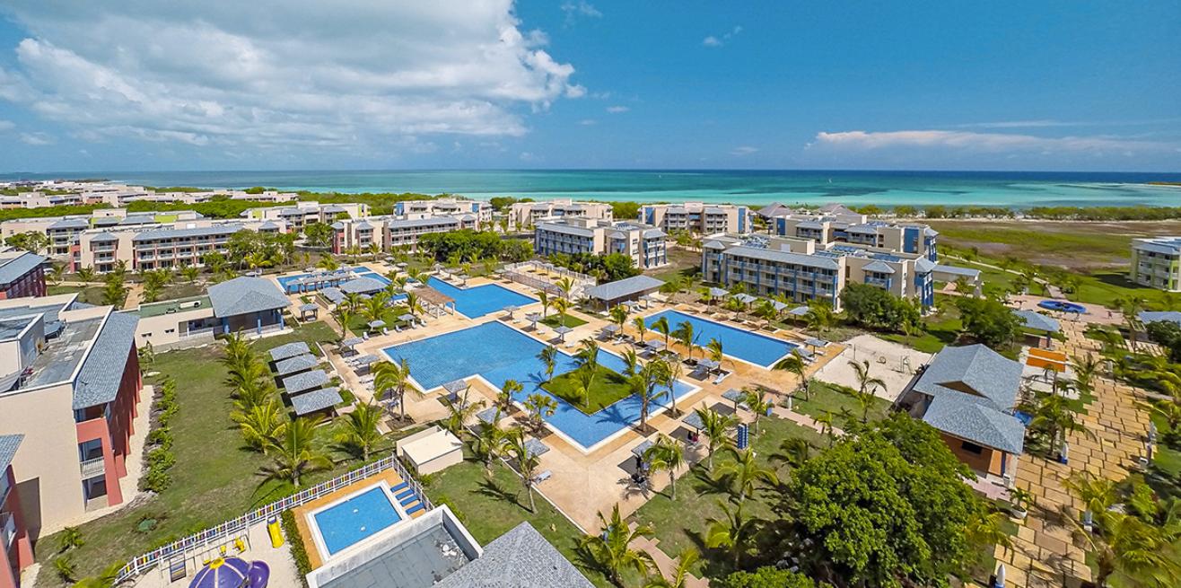 resort na Kubie