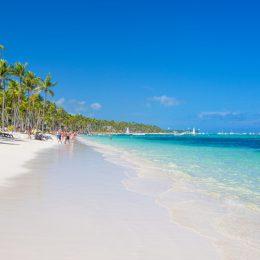 plaża w Dominikanie