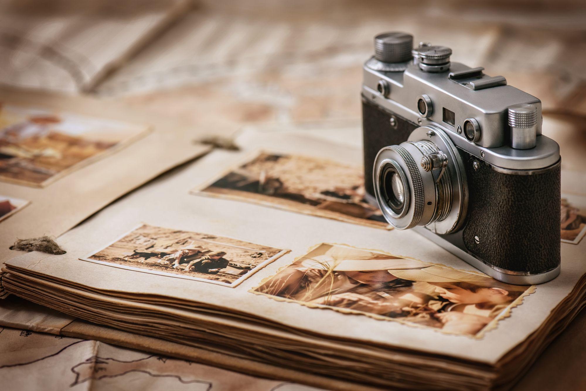 Zdjęcia i album
