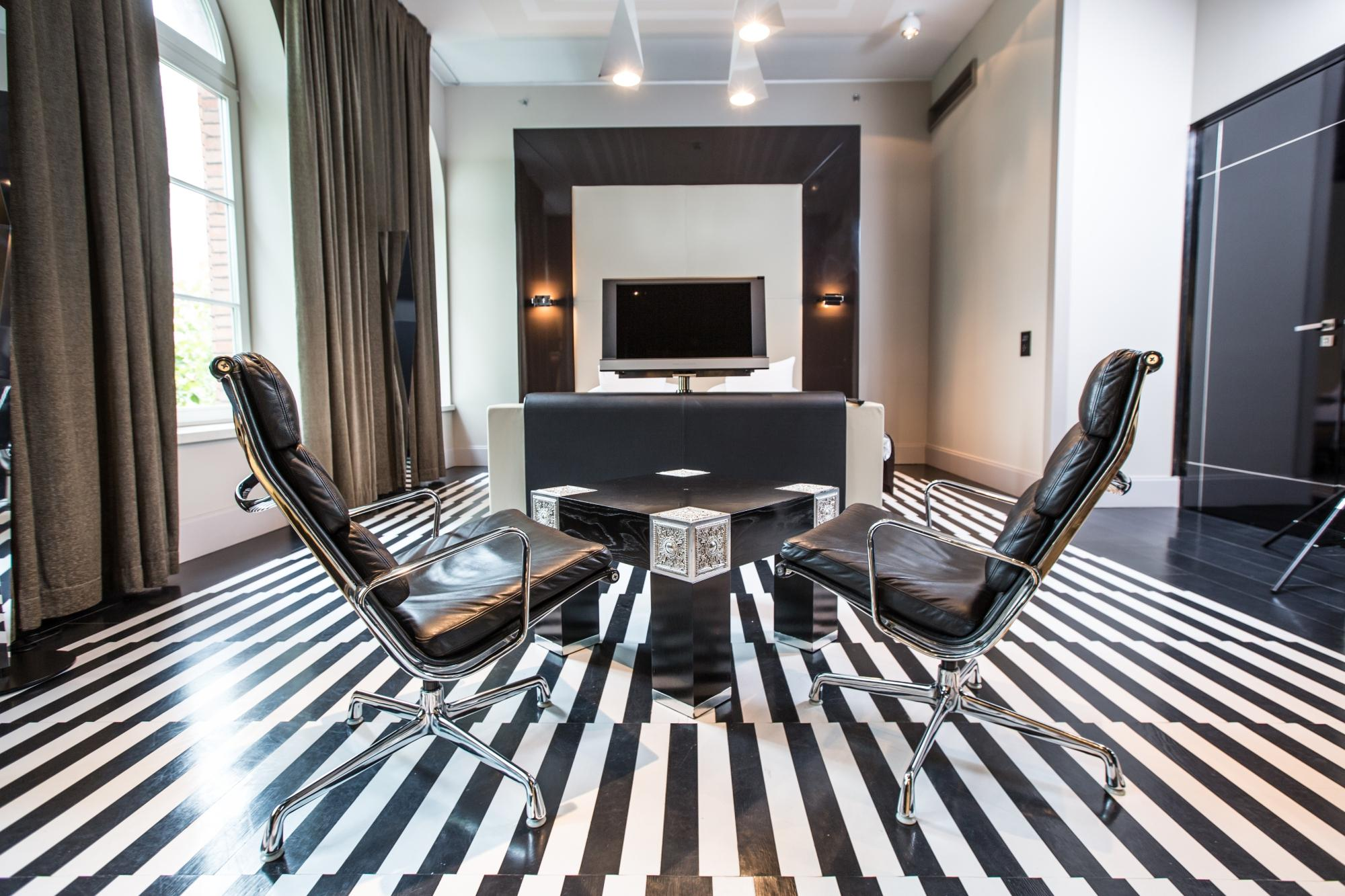 Fotele przy telewizorze