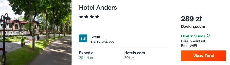 zarezerwuj hotel w niemczy