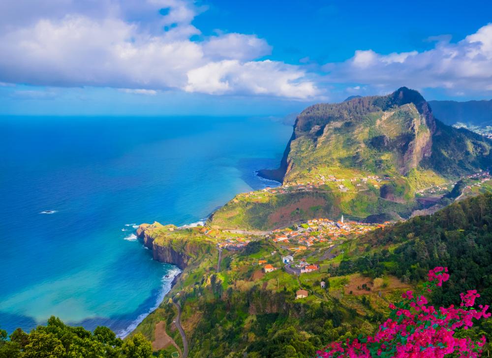 Wybrzeże Madery